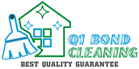Q1 Bond Cleaning Gold Coast Logo